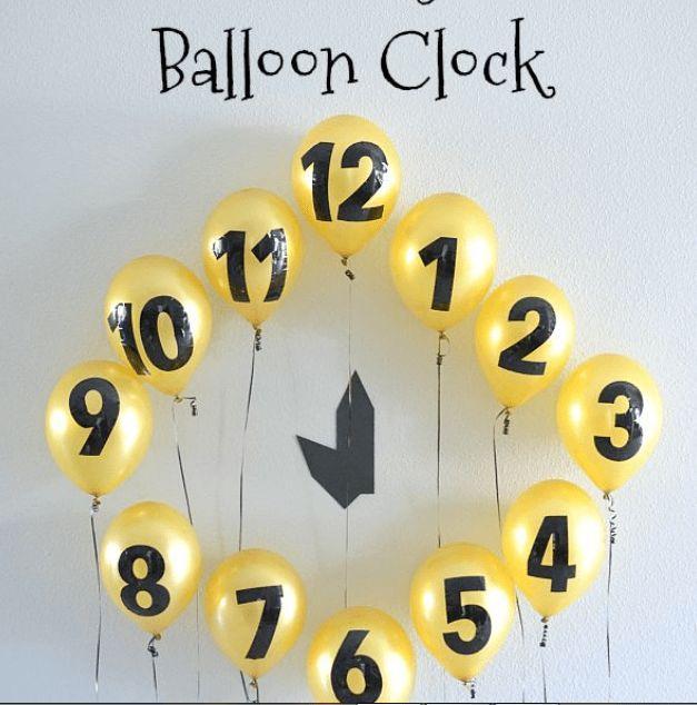 Weitere Informationen unter: www.getintoblog.com 15 lustige Silvesterparty-Ideen zum Klingeln …   – New Years eve Party Ideas 2019