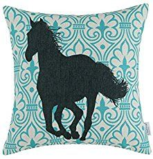 Adorable girl's horse bedding sets in comforters, quilts and sheet sets. Western horse bedding for girls and teen girls. Perfect for a horse themed bedroom!