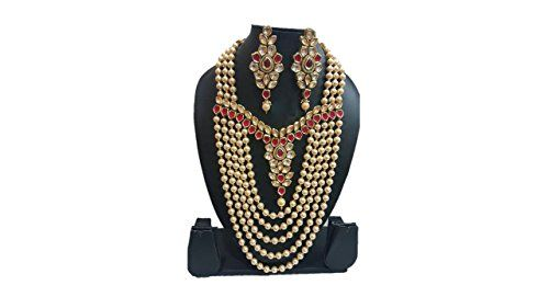 Traditional Indian Bollywood Gold Plated Stone Bridal Kun... https://www.amazon.com/dp/B01NCUZSFY/ref=cm_sw_r_pi_dp_x_aFYHybYP7G3QP