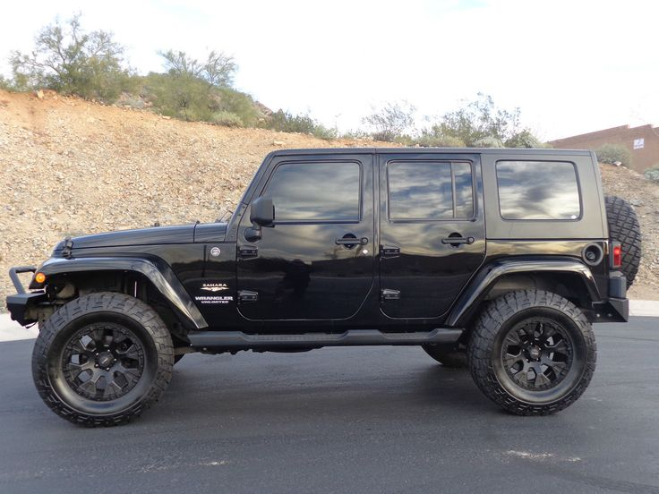 Jeep Wrangler Unlimited Sahara Sport Utility 4 Door eBay