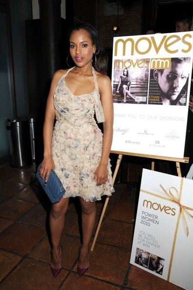 Celebs at the Moves Magazine Power Women Event