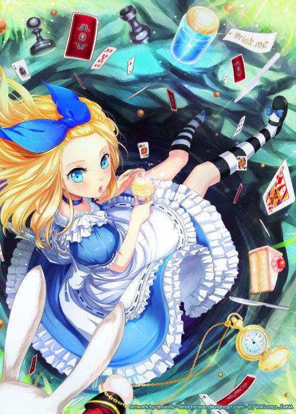 Magic Knight: Alice by =omocha-san on deviantART