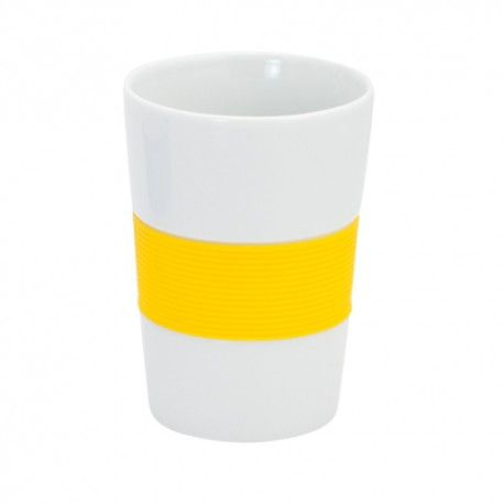 Vaso de cerámica / silicona. Nelo 2,51€