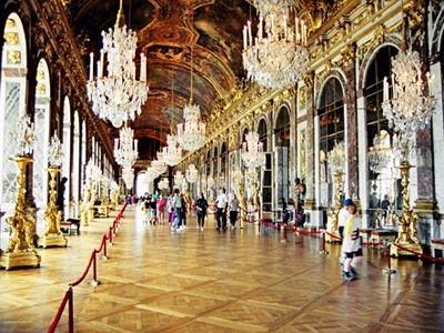 ベルサイユ宮殿/フランス