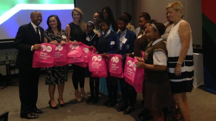 Proctor & Gamble Launches Sanitary Products Project  www.spice4life.co.za