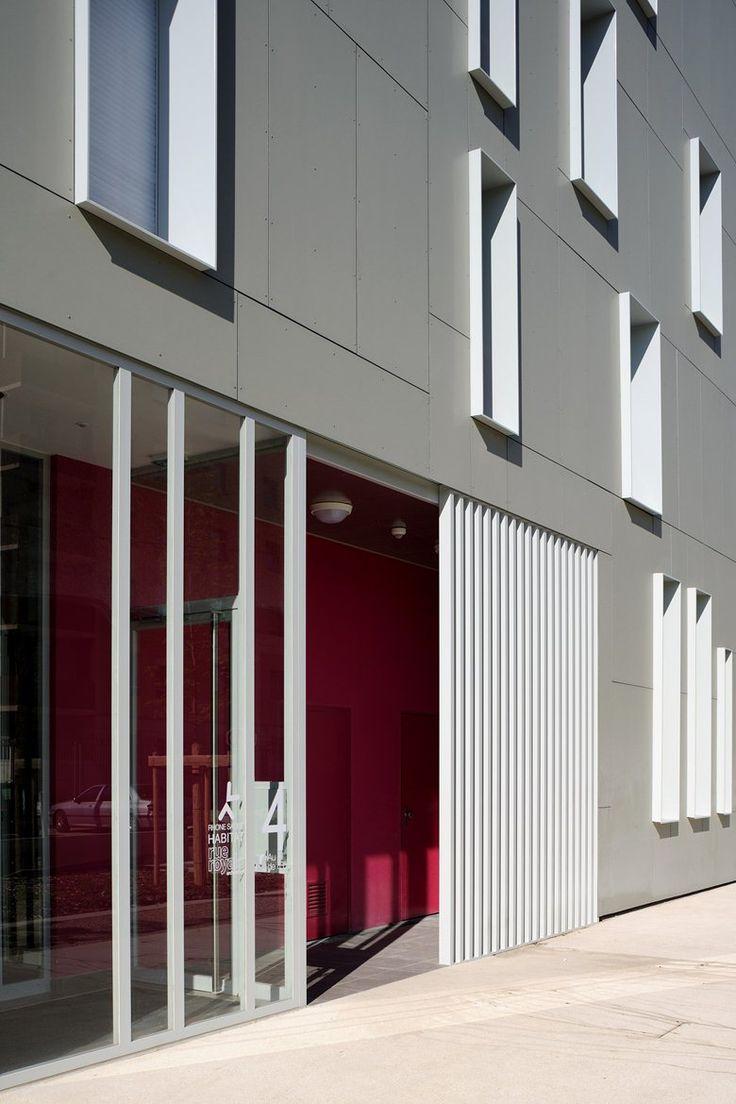 1+1=1, Lione, 2012 - Rue Royale Architectes