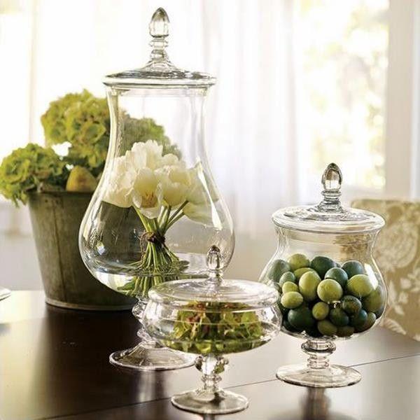 merveilleuses idées de verre décoratif