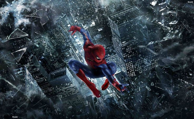 The Amazing Spider-Man HD Wallpaper