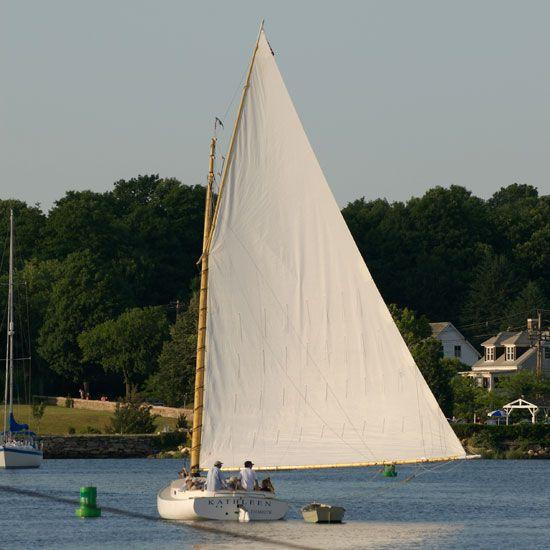 Boat Sales Cape Cod: 21 Best Images About :: Catboats :: On Pinterest