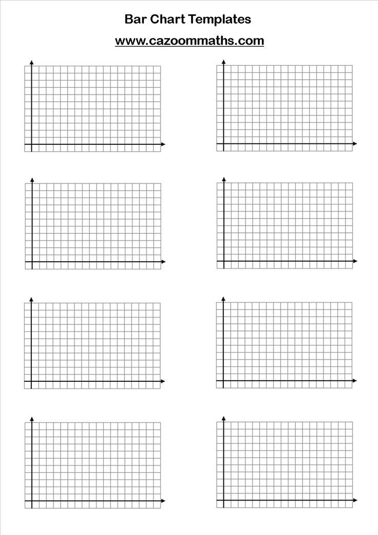 X bar chart template