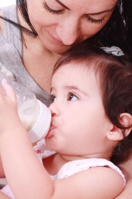 When it Has to be Formula: Optimizing the Health Of Your Formula-fed Baby