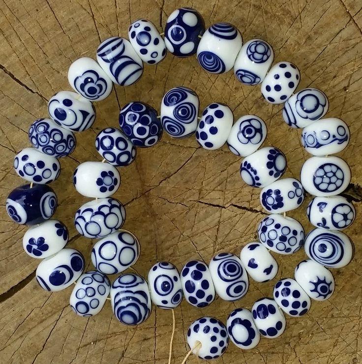 40-Bead Project by Blanka Barvirova