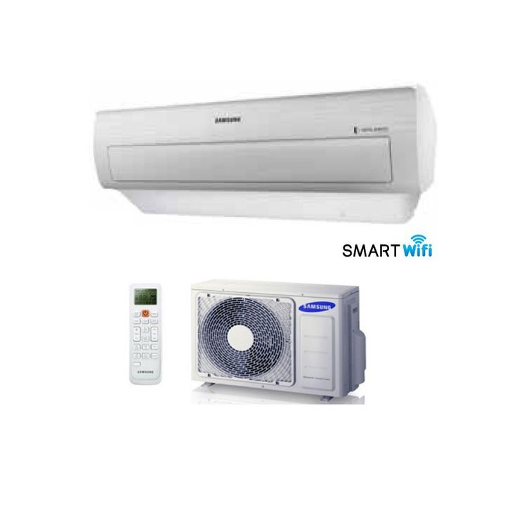 Aire Acondicionado SAMSUNG F-H6509, Split Pared 1x1 Inverter