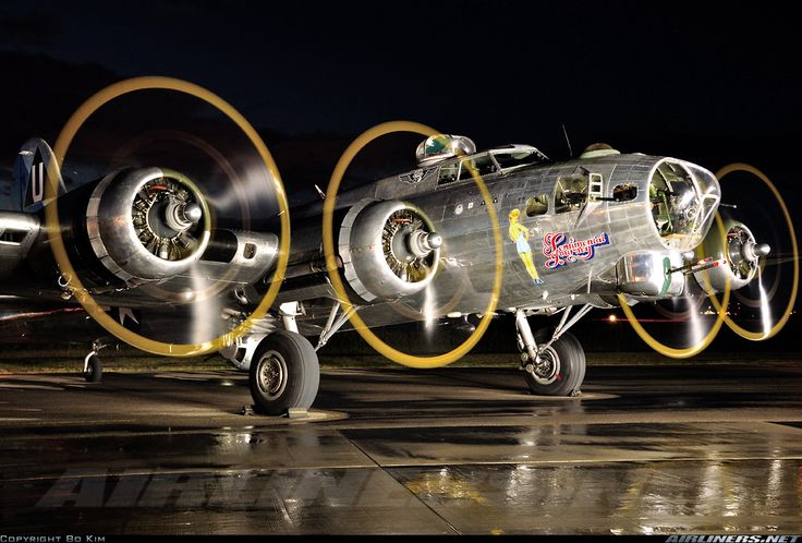 "Commemorative Air Force Boeing B-17G Flying Fortress (299P) ""Sentimental Journey"""