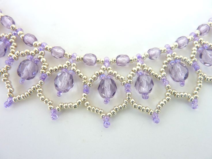640 best Beaded jewelry images on Pinterest Beads Seed beads