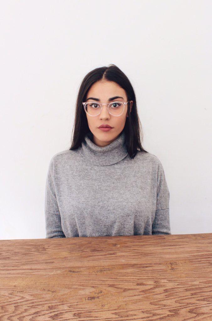 Bijou \\ glasses
