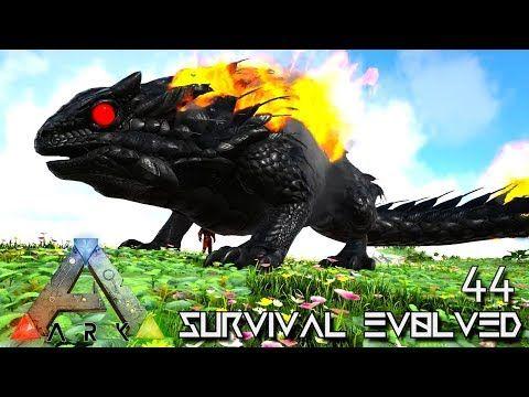 nice ARK: SURVIVAL EVOLVED - DEMONIC DRAGON & APEX PHOENIX