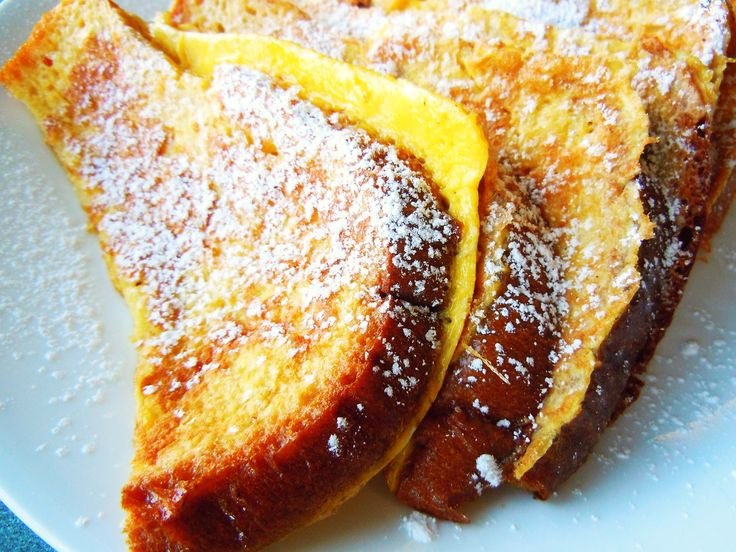 Rise and shine!  French toast from Markham's T&T Bakery & Cafe.