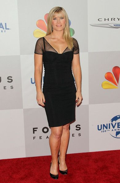 Alison Sweeney Photos - NBC Universal's 69th Annual Golden Globe Awards After Party - Arrivals - Zimbio