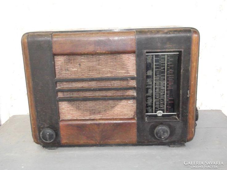 1940 Orion 044 rádió