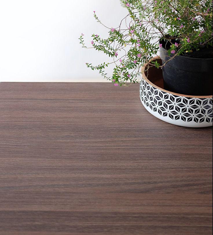 Deco Dark Brown Timber - TH172TM