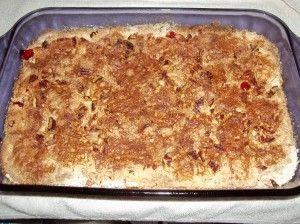 Cherry Dump Cake With Sprite