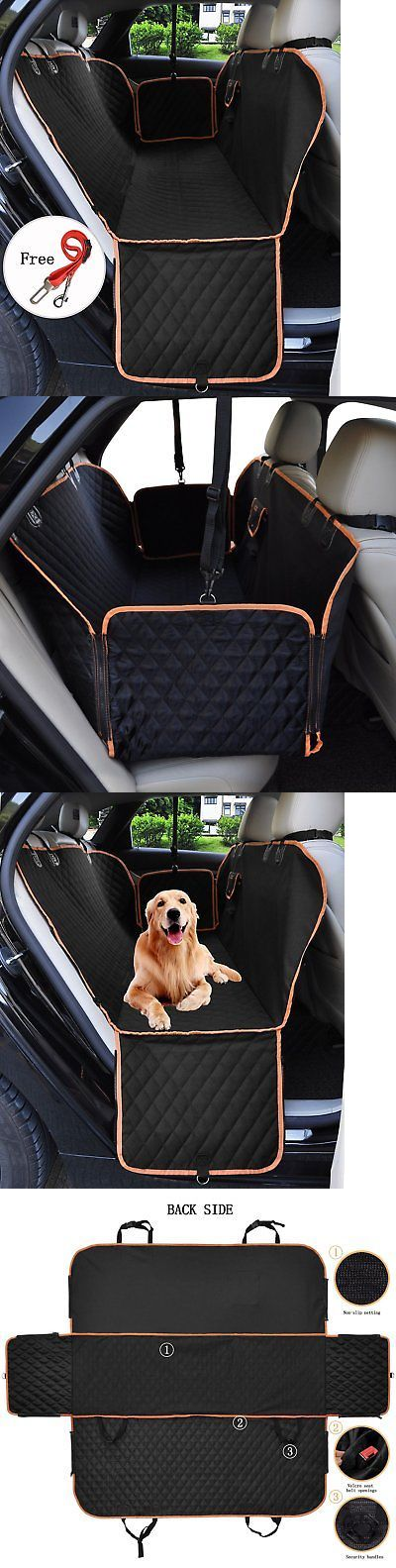 Car Seat Covers 117426: Pet Seat For Car Dog Seat Cover Waterproof Hammock Pet Seat Covers Heavy Duty And -> BUY IT NOW ONLY: $32.24 on eBay!