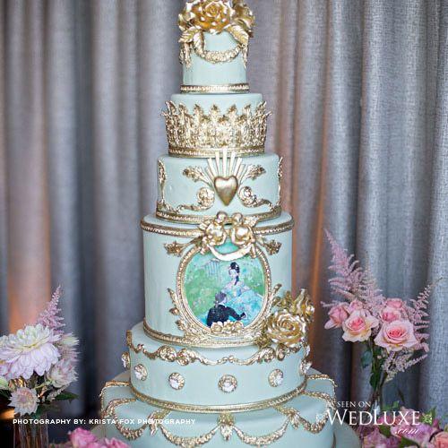 Cake Opera - A&L - Wedluxe