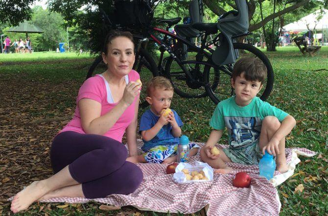 Mais diversão e saúde na minha vida (e da família toda)   Macetes de Mãe