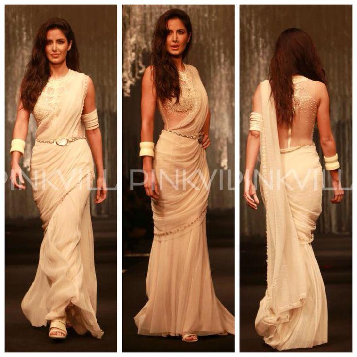 Aditya and Katrina Share Crackling Chemistry at Tarun Tahiliani's Fashion Show.