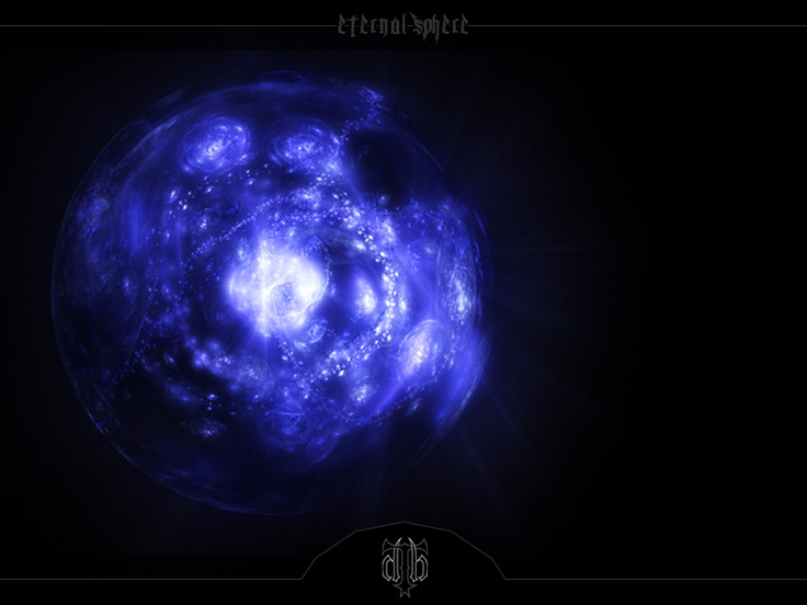 Eternal Sphere    //Apophysis w/ post work in Photoshop