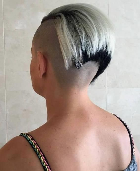 Congratulate, shaved her nape are not