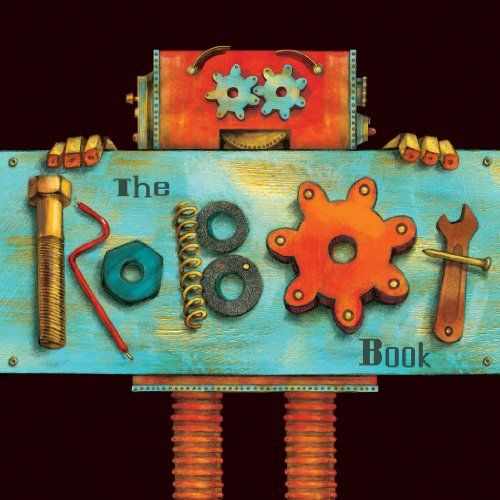 The Robot Book by Heather Brown