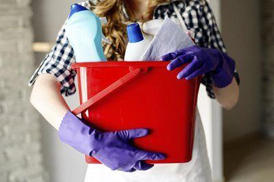 Få det bedste råd til hurtig rengøring af huset.