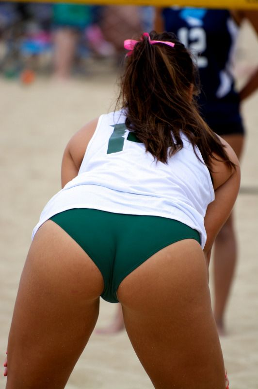 Sexy volleyball girl fucked hard