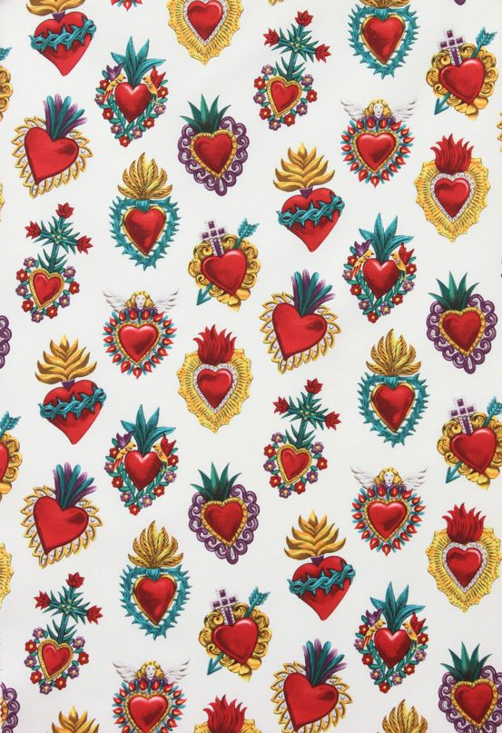 Alexander Henry - Collections - Corazones - Fabric