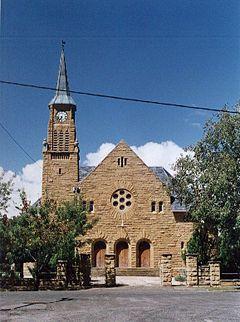 Dutch Reformed Church, Marquard - Wikipedia
