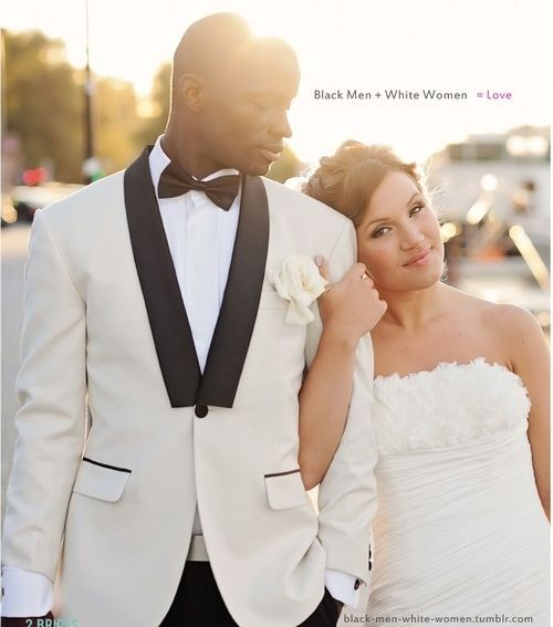Interracial Wedding  That Special Day  Pinterest -7549