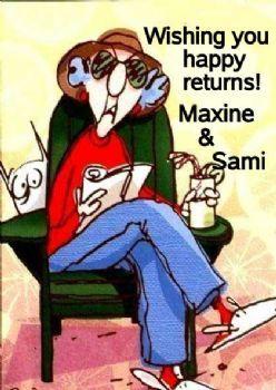 Maxine's Take on Taxes