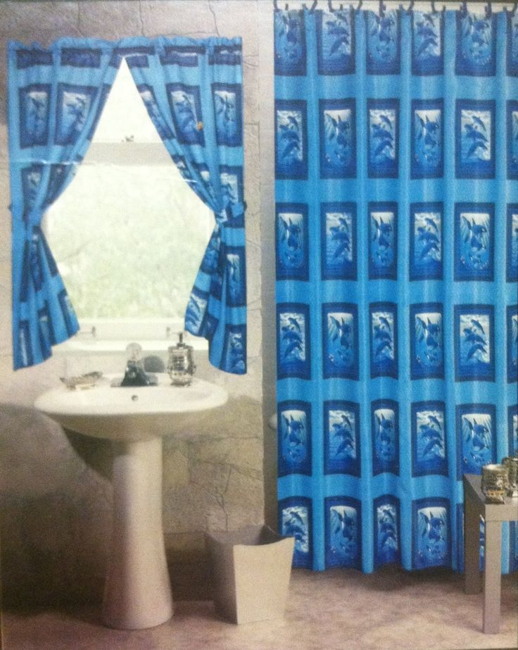 164 best Shower Curtains images on Pinterest | Fabric shower ...