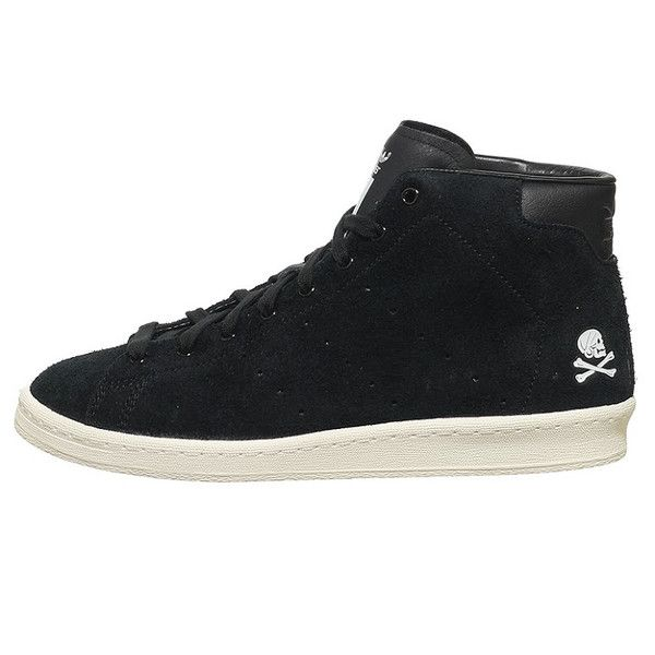 UNDFTD x NEIGHBORHOOD x Consortium Official Mid 80s - Black/White