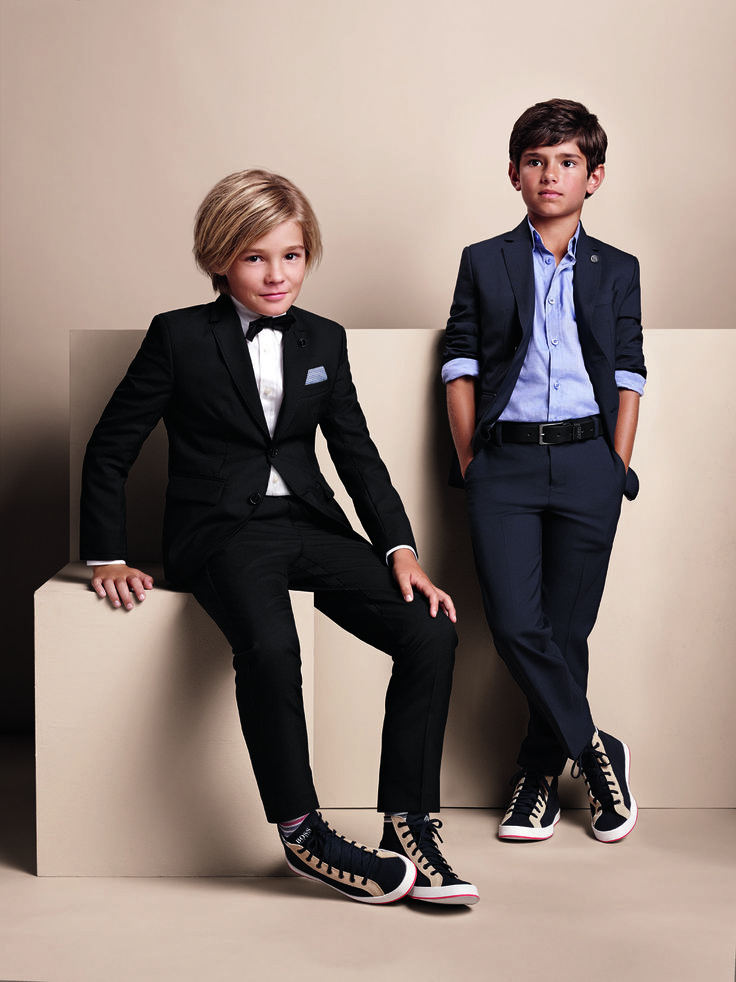 Hugo Boss, Spring/Summer 2015 at Designerchildrenswear.com #hugoboss #boss #designerkids