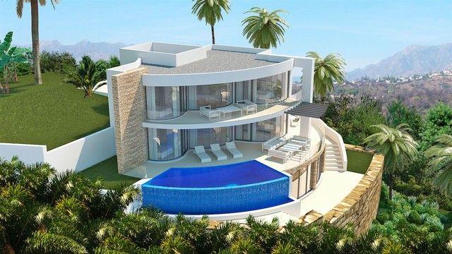 Modern Villa for Sale in Benahavis, Costa del Sol | Click pic for more info