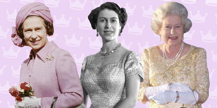 Regina Elisabetta, l'evoluzione di una icona di stile REALE in 28 look  - Gioia.it