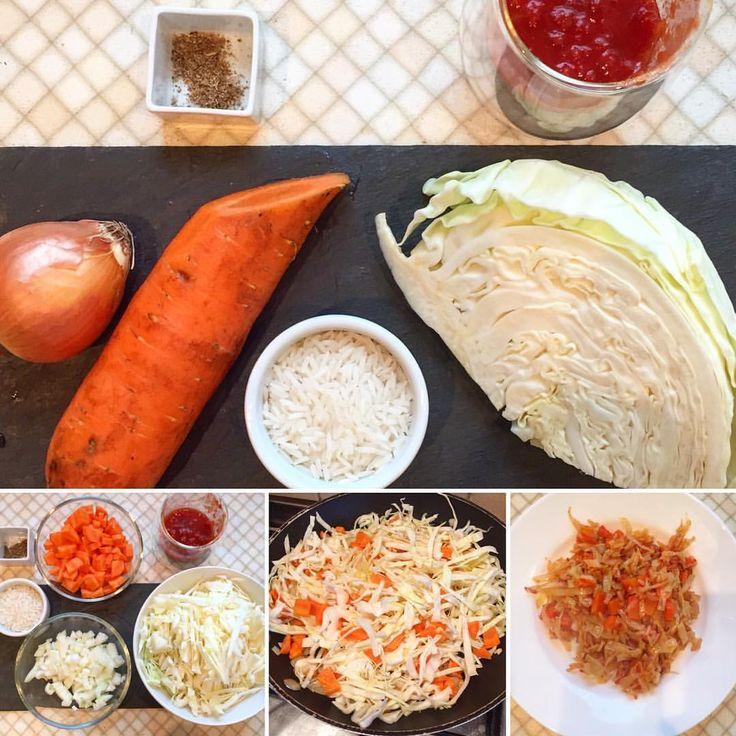 345 отметок «Нравится», 35 комментариев — Рецепты для детей (@nastenkino_menu) в Instagram: «Лаханоризо Это простое домашнее блюдо греческой кухни. По сути-капуста с рисом, но так вкусно! 😋 Не…»