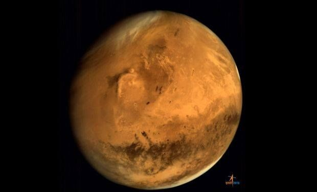Mars, as seen by Mangalyaan Mangalyaan Part-3 www.nucleitech.com/blog