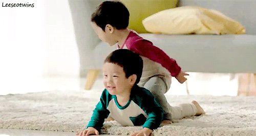 Lee Seo Jun & Seo Eon