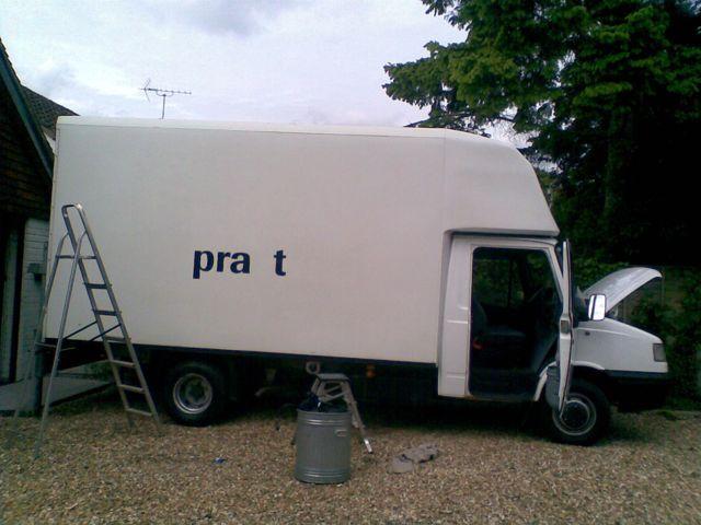 ford transit camper 2.4tdi motor ombouw renoveren luton box 2004 LDV - wonen in een camper (2)