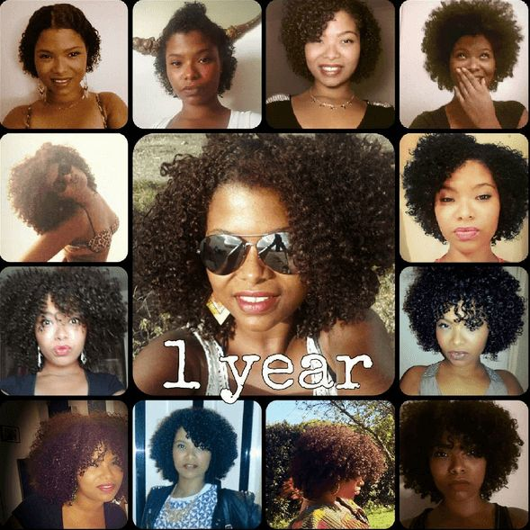 6 Ways To Make Your Natural Hair Grow Natural Curly And