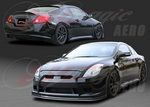 Nissan Altima AIT Racing GT-R Concept Style Body Kit - NA08BMGTRCK2